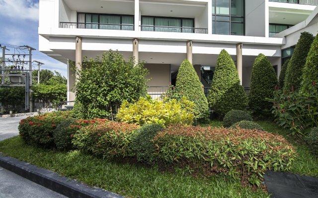Отель Way Hotel Таиланд, Паттайя - 2 отзыва об отеле, цены и фото номеров - забронировать отель Way Hotel онлайн вид на фасад