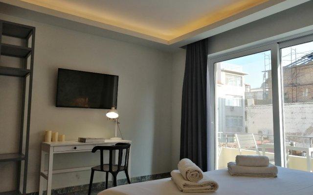 Отель 24K Athena Suites Афины комната для гостей