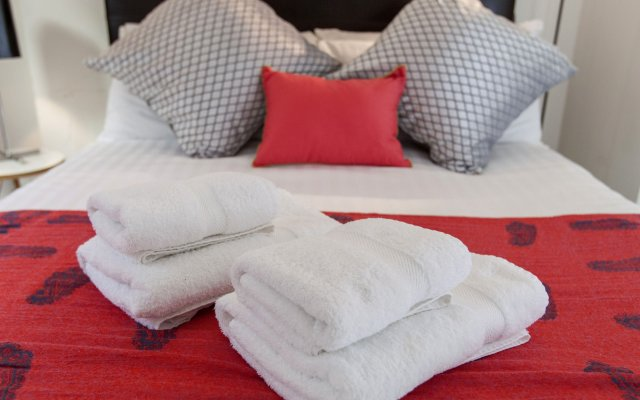 Апартаменты Club Living - Piccadilly & Covent Garden Apartments комната для гостей