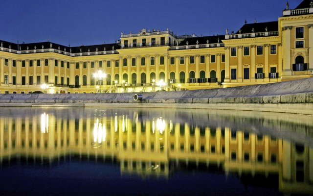 Отель SO VIENNA (ex. Sofitel Stephansdom) Вена вид на фасад