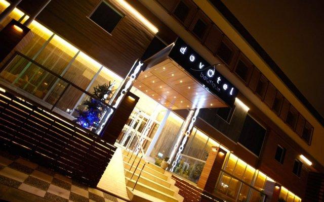 Отель dovsOtel Улучак-Ататюрк вид на фасад