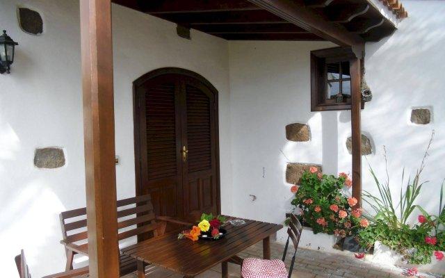 Отель Finca El Picacho вид на фасад