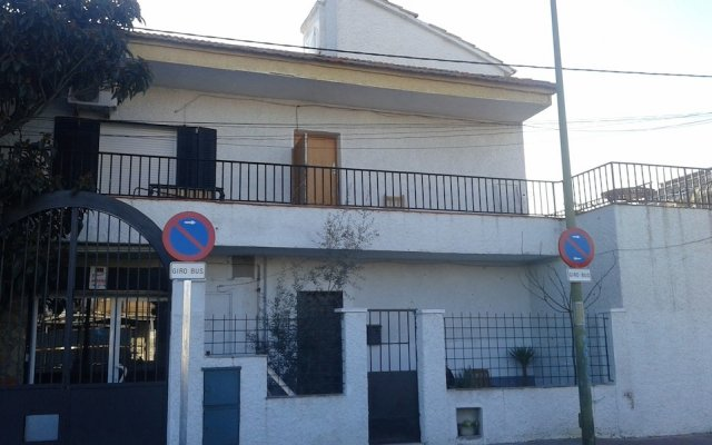 Отель Hello Home вид на фасад