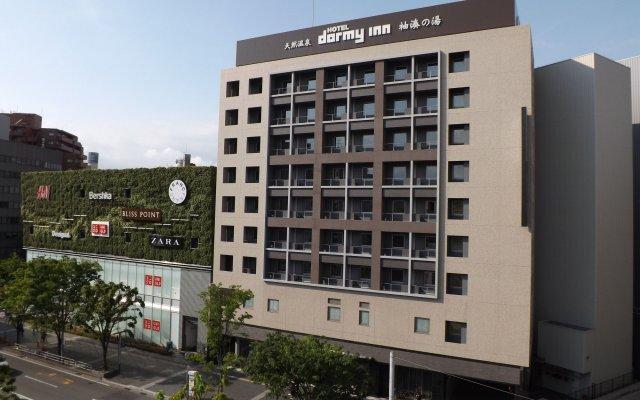 Отель Dormy Inn Premium Hakata Canal City Mae вид на фасад
