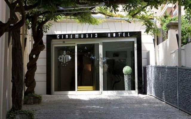 Отель Best Western Cinemusic Hotel Италия, Рим - 2 отзыва об отеле, цены и фото номеров - забронировать отель Best Western Cinemusic Hotel онлайн вид на фасад