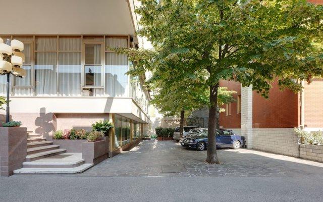 Отель Ambienthotels Peru Италия, Римини - 2 отзыва об отеле, цены и фото номеров - забронировать отель Ambienthotels Peru онлайн вид на фасад