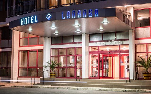 Отель Longozа Hotel - Все включено Болгария, Солнечный берег - отзывы, цены и фото номеров - забронировать отель Longozа Hotel - Все включено онлайн вид на фасад