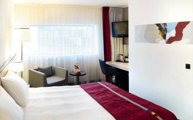 Отель Park Inn by Radisson Leuven Бельгия, Лёвен - 1 отзыв об отеле, цены и фото номеров - забронировать отель Park Inn by Radisson Leuven онлайн комната для гостей