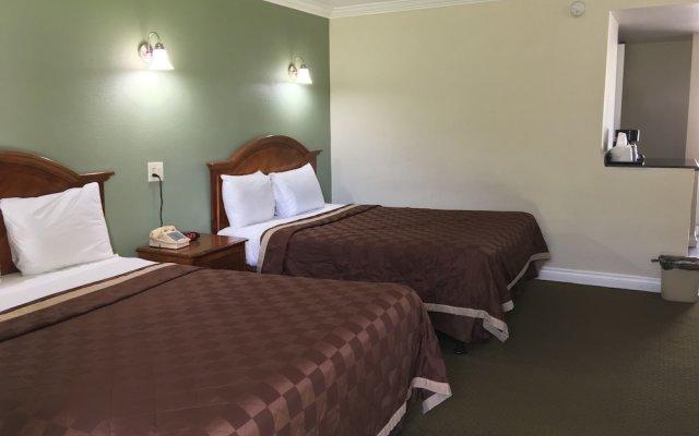 Отель Valley Inn США, Лос-Анджелес - отзывы, цены и фото номеров - забронировать отель Valley Inn онлайн комната для гостей