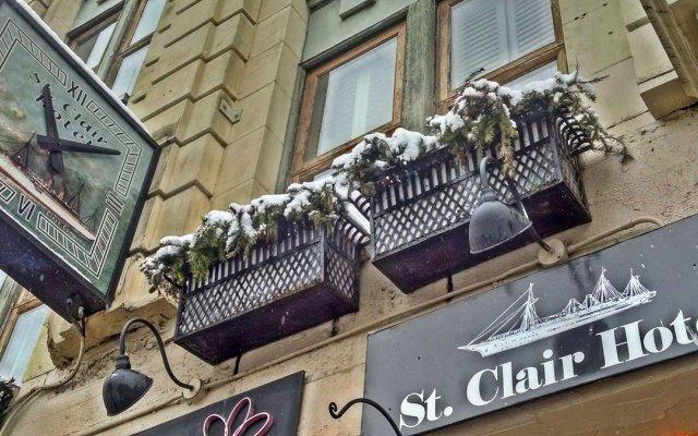 Отель St. Clair Hotel & Hostel Канада, Ванкувер - отзывы, цены и фото номеров - забронировать отель St. Clair Hotel & Hostel онлайн вид на фасад