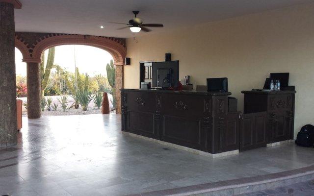 Отель Los Cabos Golf Resort, a VRI resort вид на фасад