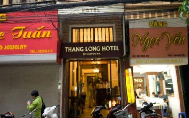 Thang Long 2 Hotel вид на фасад