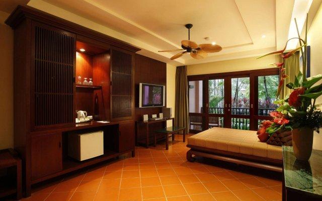 Отель Duangjitt Resort, Phuket Таиланд, Пхукет - 2 отзыва об отеле, цены и фото номеров - забронировать отель Duangjitt Resort, Phuket онлайн комната для гостей