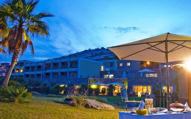Aregai Marina Hotel & Residence вид на фасад
