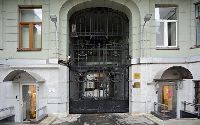 Apelsin Hotel on Tverskoy Boulevard вид на фасад