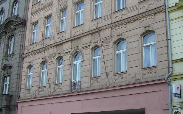 Hostel Cortina вид на фасад