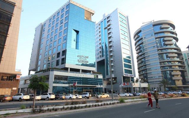 Auris Inn Al Muhanna Hotel вид на фасад