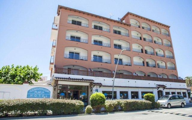 Hotel Comarruga Platja вид на фасад