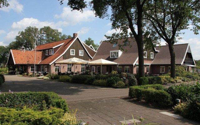 Отель Het Ros van Twente вид на фасад