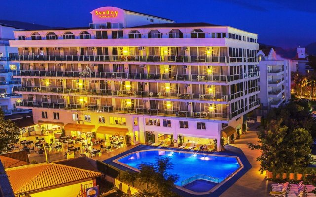 Sun Bay Park Hotel - All Inclusive вид на фасад