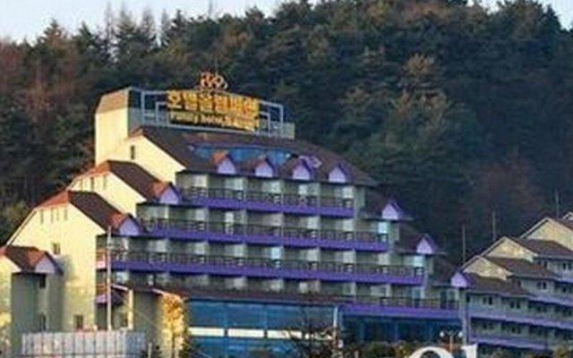 Отель Pyeongchang Olympia Hotel & Resort Южная Корея, Пхёнчан - отзывы, цены и фото номеров - забронировать отель Pyeongchang Olympia Hotel & Resort онлайн вид на фасад