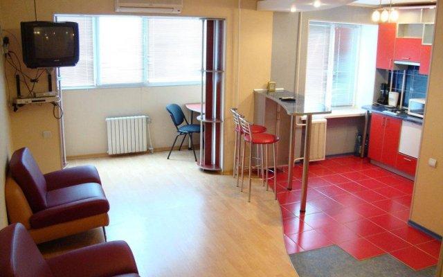Гостиница GotoNikolaev Николаев комната для гостей