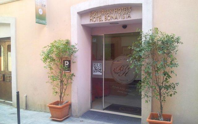 Отель Bcn Urban Hotels Bonavista вид на фасад