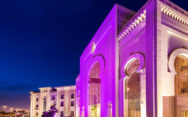 Ezdan Palace Hotel in Doha, Qatar from 98$, photos, reviews - zenhotels.com hotel front