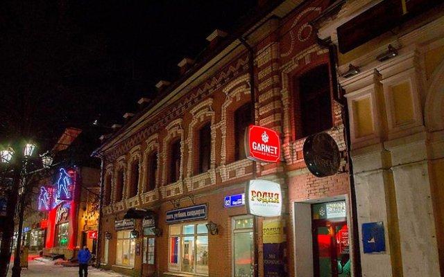 Гостиница Мини Отель на Арбате в Челябинске 1 отзыв об отеле, цены и фото номеров - забронировать гостиницу Мини Отель на Арбате онлайн Челябинск вид на фасад