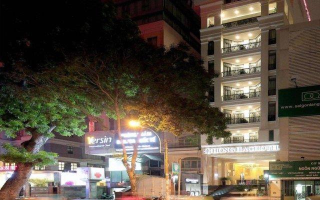 Отель A25 Hotel Вьетнам, Хошимин - отзывы, цены и фото номеров - забронировать отель A25 Hotel онлайн вид на фасад