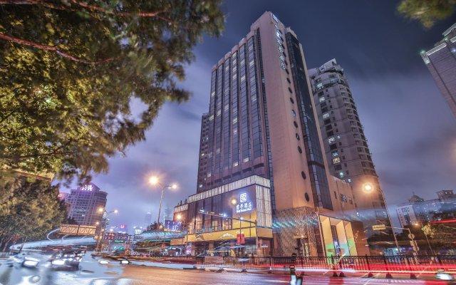 SSAW Boutique Hotel Shanghai Bund(Narada Boutique YuGarden) вид на фасад