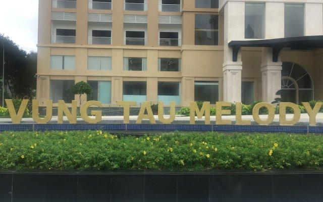 Отель Seaview Homestay Melody Вьетнам, Вунгтау - отзывы, цены и фото номеров - забронировать отель Seaview Homestay Melody онлайн вид на фасад