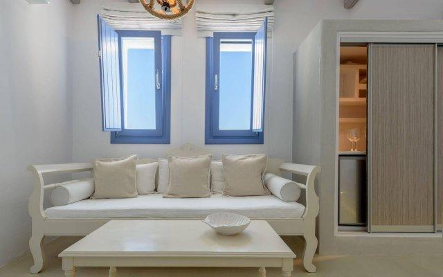 Апартаменты Kamares Apartments комната для гостей