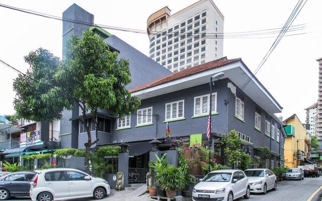 Отель OYO 101 V'la Heritage Hotel Малайзия, Куала-Лумпур - отзывы, цены и фото номеров - забронировать отель OYO 101 V'la Heritage Hotel онлайн вид на фасад