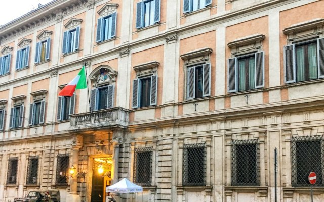 Отель Prime 1Br/Ba Apt Next Colosseum Италия, Рим - отзывы, цены и фото номеров - забронировать отель Prime 1Br/Ba Apt Next Colosseum онлайн вид на фасад