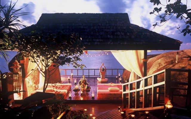 Отель Baan Hin Sai Resort & Spa вид на фасад