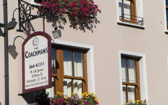 Coachmans Townhouse Hotel