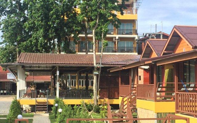 Отель Lanta For Rest Boutique вид на фасад