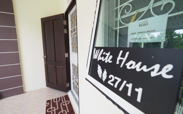 Отель The White House Krabi Таиланд, Краби - отзывы, цены и фото номеров - забронировать отель The White House Krabi онлайн вид на фасад