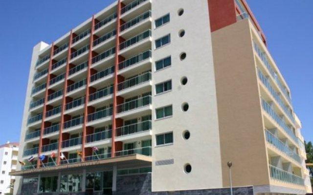 Monte Gordo Hotel Apartamentos & Spa вид на фасад
