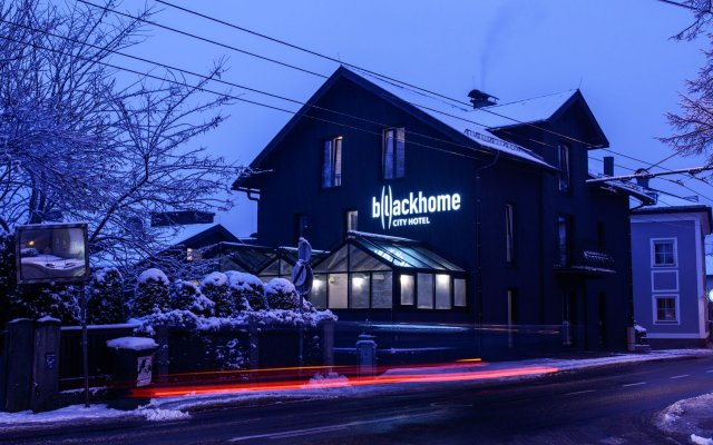 Отель Blackhome City Hotel Salzburg Австрия, Зальцбург - отзывы, цены и фото номеров - забронировать отель Blackhome City Hotel Salzburg онлайн вид на фасад