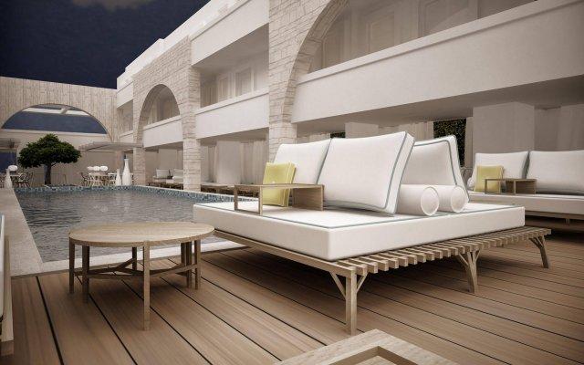 Отель More Meni Residence Греция, Калимнос - отзывы, цены и фото номеров - забронировать отель More Meni Residence онлайн вид на фасад