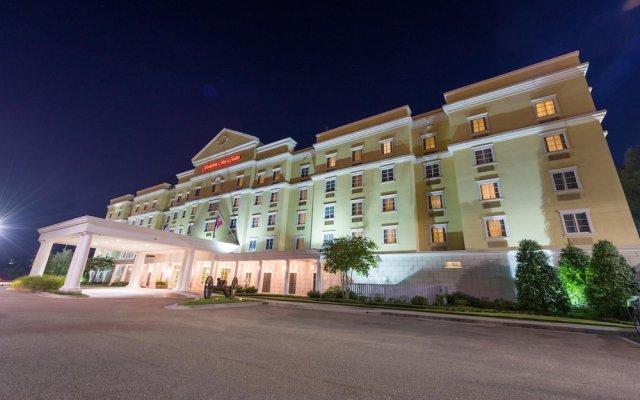 Отель Quality Inn & Suites США, Виксбург - отзывы, цены и фото номеров - забронировать отель Quality Inn & Suites онлайн вид на фасад