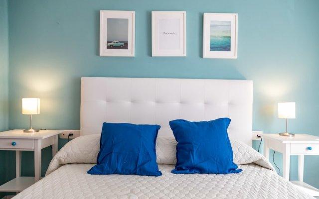 Отель Travel Habitat Mestalla комната для гостей