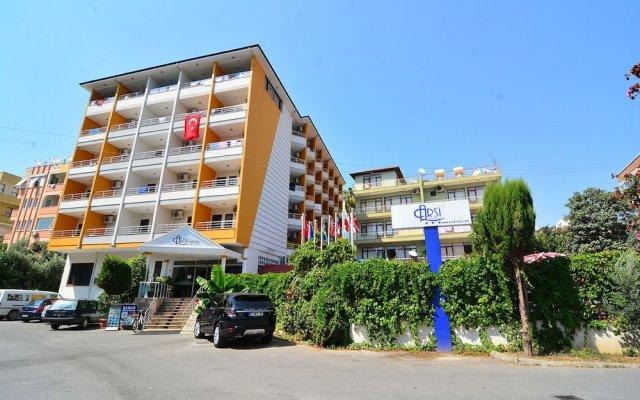 Arsi Hotel вид на фасад