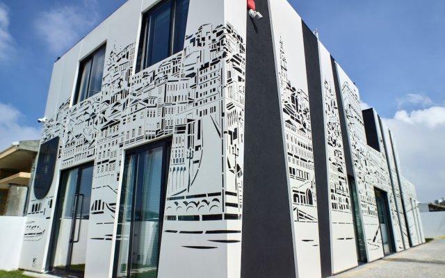 Отель Solar Antigo Porto Aeroporto Португалия, Майа - отзывы, цены и фото номеров - забронировать отель Solar Antigo Porto Aeroporto онлайн вид на фасад