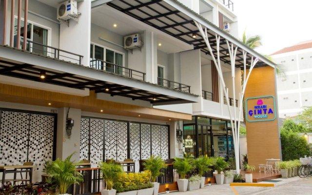 Отель Krabi Cinta House Таиланд, Краби - отзывы, цены и фото номеров - забронировать отель Krabi Cinta House онлайн вид на фасад