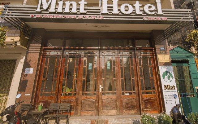 Отель Mint Home Далат вид на фасад