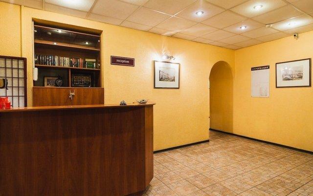 Гостиница Олд Флэт на Греческом интерьер отеля