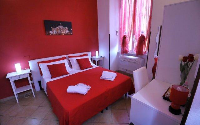 Отель B&B Rome's Angel комната для гостей